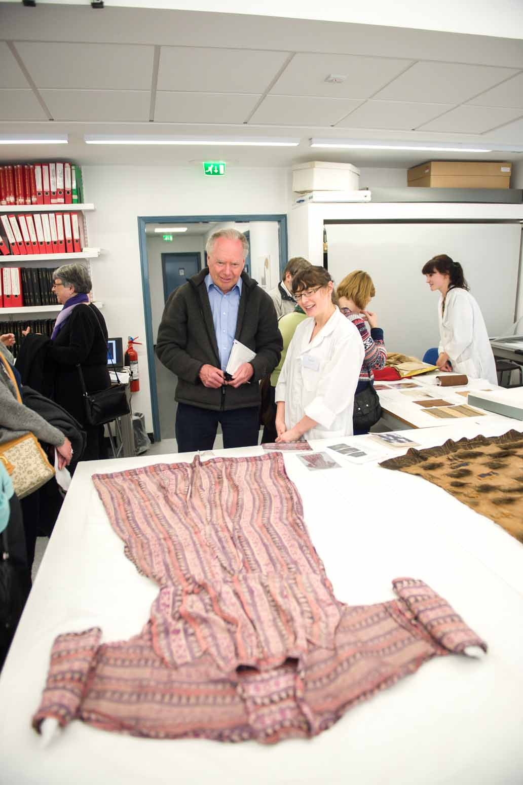 14 – 072 Textile Conservation Open Day 006