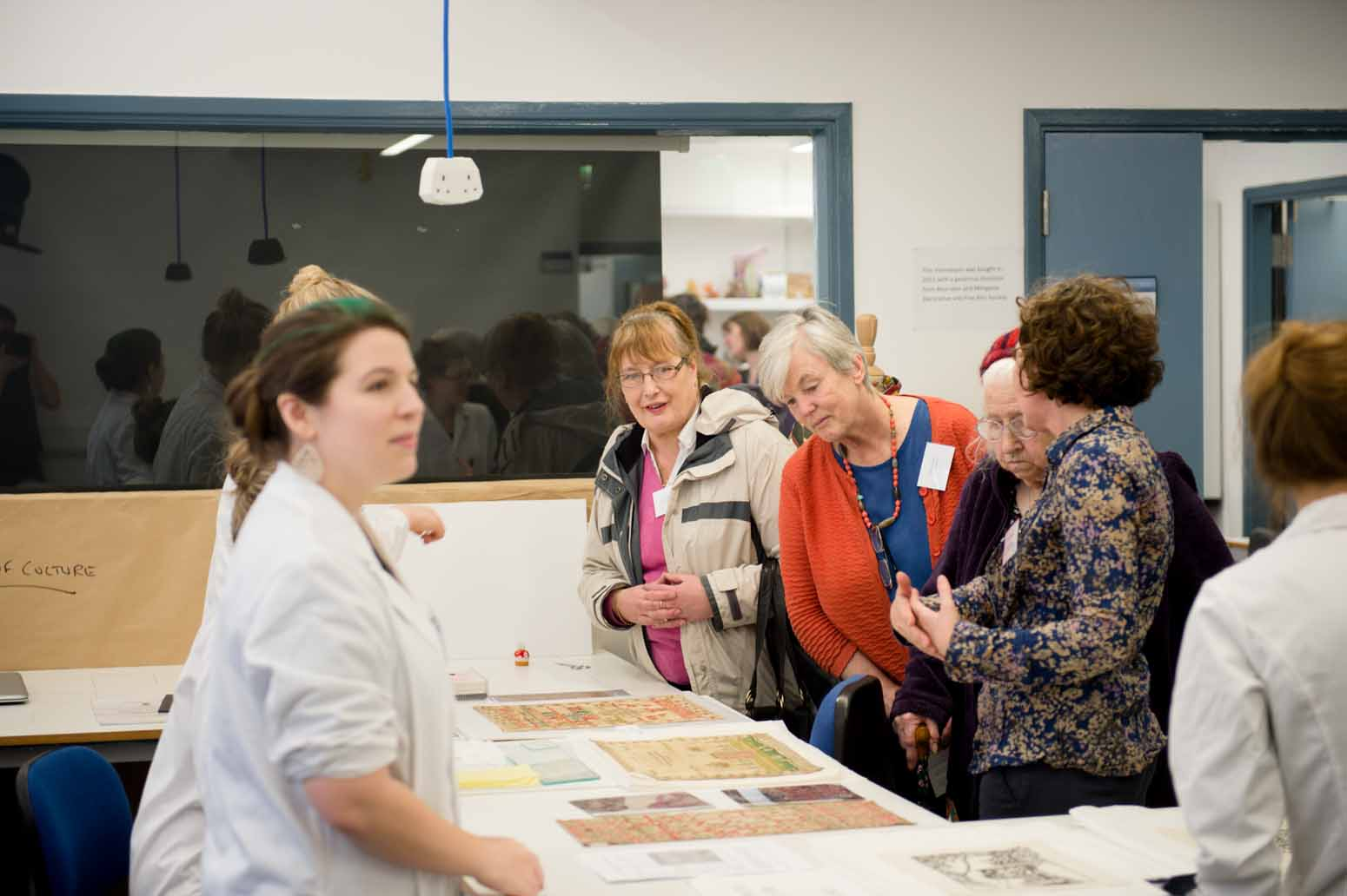 14 – 072 Textile Conservation Open Day 036