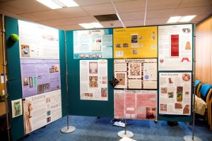 Understanding Textiles posters © University of Glasgow