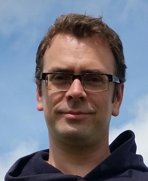 Andrew Mills ID photograph